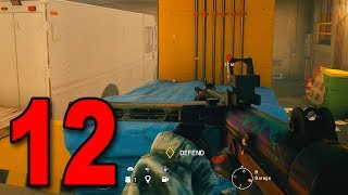 Rainbow Six Siege - Part 12 - THE BEST SMG?!