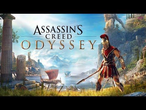 Exkluzivní Letsplay z Assassins Creed: Odyssey
