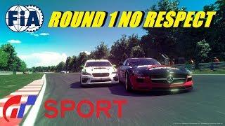 GT Sport FIA Round 1 No Respect - Season 2 Manufacturer Top Split