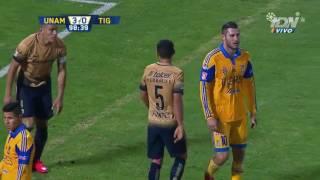 Pumas Vs  Tigres   Tiempos Extra Y Penales   Final Apertura 2015/2016