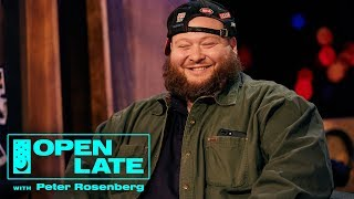 Open Late with Peter Rosenberg - Action Bronson on White Bronco, Split from VICE and Weird Sex