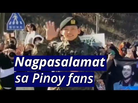 Saksi: Korean actor Ji Chang Wook, nagpasalamat sa Pinoy fans