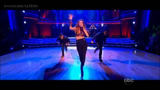 Dancing With The Stars: SONNY Choreographs & Performs together with Karmin