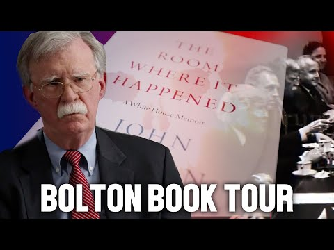 """Uncovering John Bolton's """"distorted"""" tales in """"The Room Where It Happened"""""""