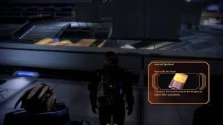 Mass Effect 2 - Krogan poet. Renegade/Paragon