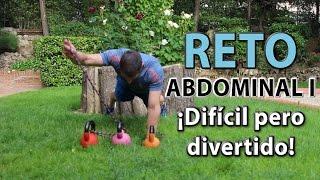 Abdominales, ¿los más divertidos (y efectivos) ejercicios de core? (Reto I)