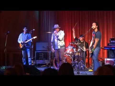 Blake Lewis and Alaeddin Trio - Jam Sunday - Rockwood festival 2017