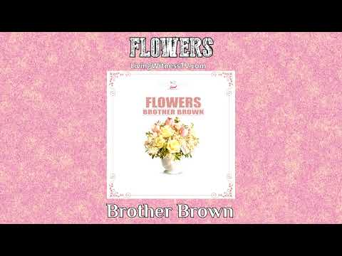 Brother Brown -  FLOWERS (audio)