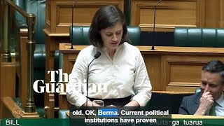 'ok Boomer': Millennial Mp Responds To Heckler In New Zealand Parliament