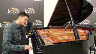 Joey Dosik in session at Jazz FM