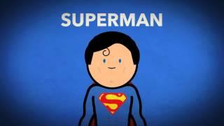 Superman - Les super pouvoirs