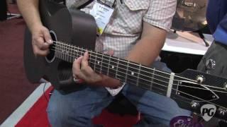 Summer NAMM '11 - Rainsong Guitars Studio Series WS Model Demo