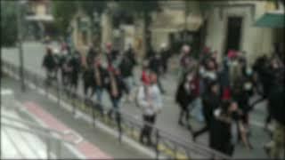 Πορεία αλληλεγγύης στον Δ. Κουφοντίνα | Πάτρα 5-3-2021