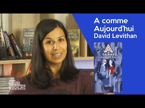 Vidéo de David Levithan
