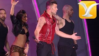 Ricky Martin - La Copa De La Vida - Festival De Viña Del Mar 2014