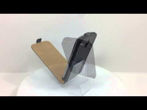 Samsung Galaxy S4 Active i9295 FLIPSTYLE Ledertasche Handytasche SLIM ELEGANT