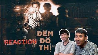 Hồ Quang Hiếu cạn lời khi BLACKBI phân tích điệu nhảy | BLACKBI reaction Đêm Đô Thị - Hồ Quang Hiếu