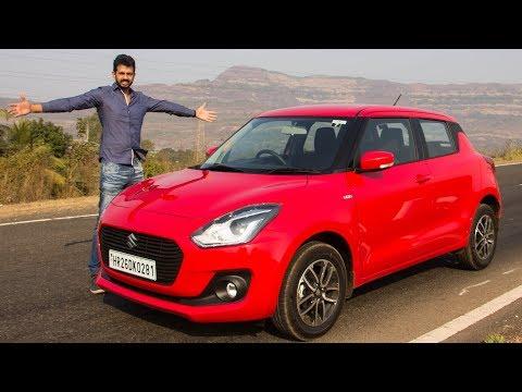 New Maruti Swift 2018 Review in Hindi - ICN Studio