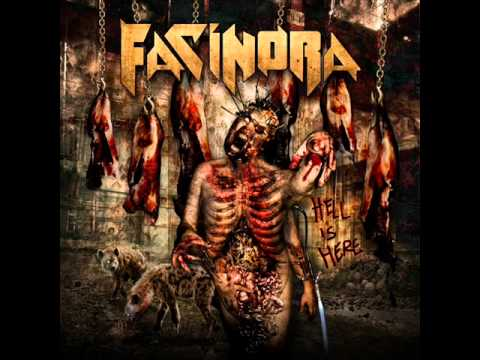 Facínora - Hell is Here online metal music video by FACÍNORA