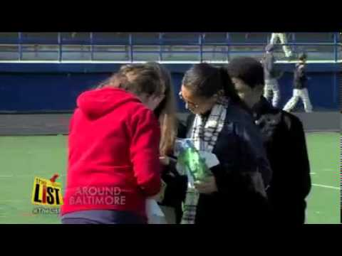 The Ingenuity Project Rocket Launch 2013 on WMAR
