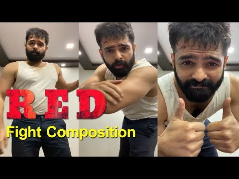 Ram Pothineni About The Fight Composed on The Sets of Red