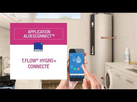 T.Flow® Hygro + Connecté