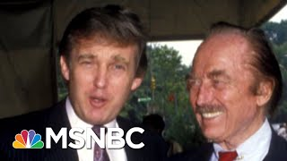 With No Evidence, President Donald Trump Calls NYT Story A 'Hit Piece' | Hardball | MSNBC