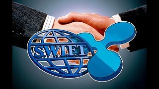 """Ripple And SWIFT - Working In """"Tandem"""""""