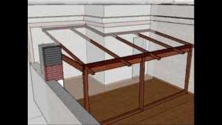 preview picture of video 'Diseño de terraza RY en Castelldefels'