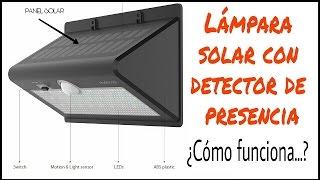 L mparas tdp biot rmicas de infrarrojos 813 cq - Lamparas con detector de presencia ...