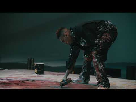 Watch Chris Brown Dancing With Paint