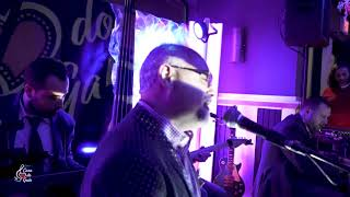 """Mario singing """"What you wont do for love"""" - Jonathan Brumy featured on the Bass!"""