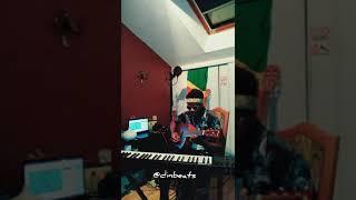 Guitar Freestyle Solo X Afrobeat Jam Session   J.Derobie   Odo Bra (Cover)