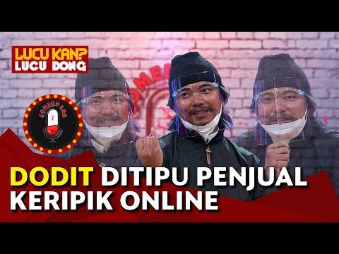 Dodit Pernah Ditipu Tukang Keripik Online - COMEDY LAB