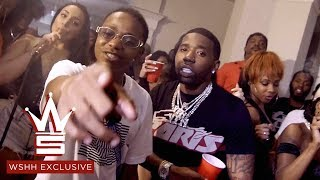 """Lil Nizzy Feat. YFN Lucci """"Block Star"""" (WSHH Exclusive   Official Music Video)"""