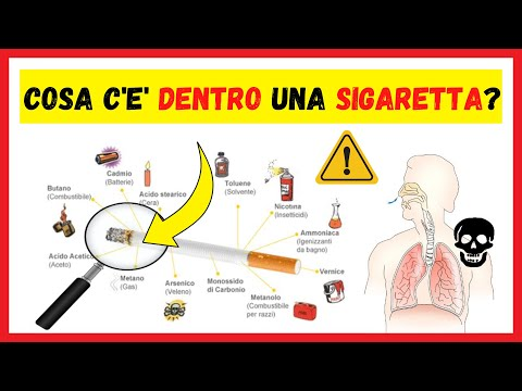 Dieta rinunciata fumando