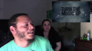 NF Turn The Music Up (lyric Video) Reaction