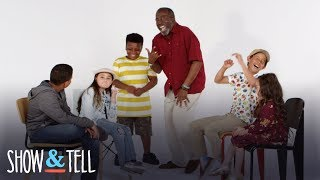 Show and Tell Grandparents | Show and Tell | HiHo Kids