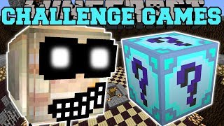 Minecraft: PLANET JUPITER CHALLENGE GAMES - Lucky Block Mod - Modded Mini-Game