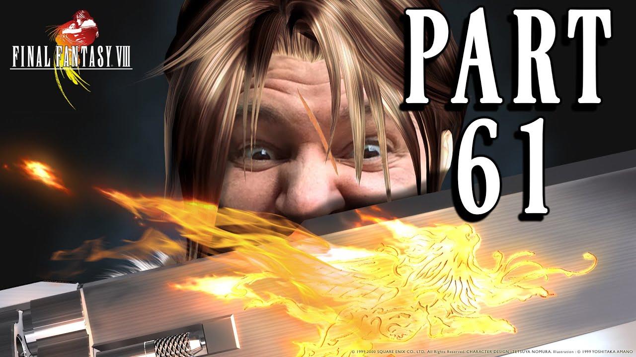 Final Fantasy VIII – Part 61: Das entsetzliche Schloss