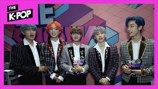 VAV, N.Flying, AB6IX Backstage [BEHIND THE SHOW 191022]