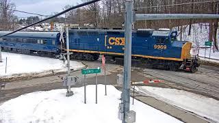 Geometry Train thru Pulaski