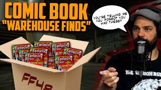 "What Exactly is a Comic Book ""Warehouse Find"" and How Does it Impact Prices? 