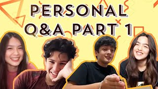 REAL TALK WITH PERSONAL Q&A | The Gold Squad