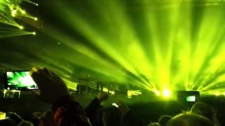 "Fatboy Slim   Intro ""Right Here, Right Now"" Live @ Orange Warsaw Festival 2013"