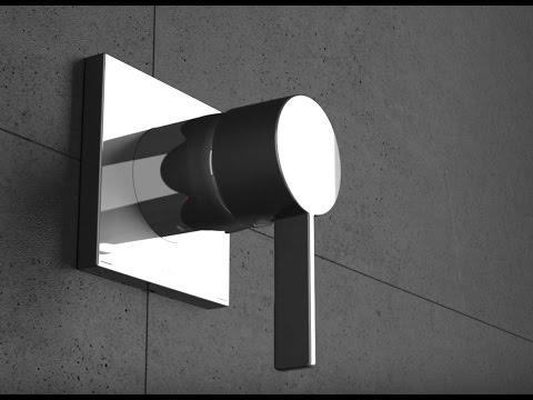 KEUCO IXMO Montagefilm: Einhebelmischer