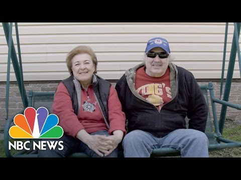 From Obama To Trump: Inside The County That Flipped The Election In Pennsylvania | NBC News