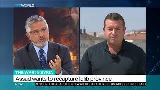 Syria: Battle for Idlib looms as thousands flee Assad regime forces