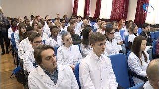 В мединституте НовГУ начала работу научная конференция, посвященная памяти основателя ВУЗа – Владимира Сороки