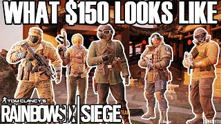 Elite Skin Squad: Pay To Win - Rainbow Six Siege
